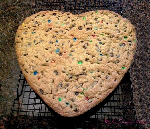 cookies by nayara volpe giant rainbow cookies i m m s cookies ...