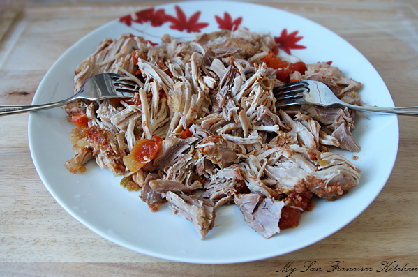 pork taco meat shredded