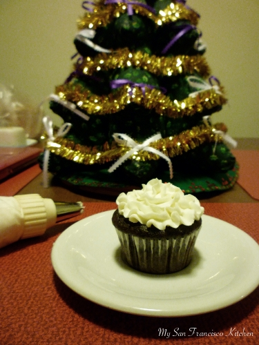 Buttercream Cupcake Frosting Recipe