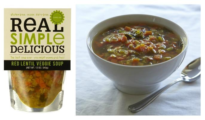Real Simple Delicius Lentil Soup