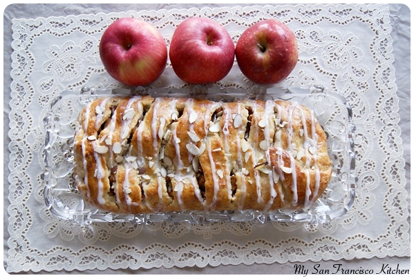 Braided Apple Pastry